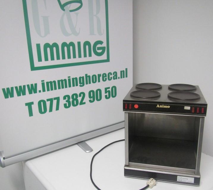 Animo koppenwarmer en 4 koffiekannen warmer