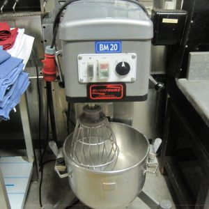 Mixer Mengkneedmachine planeetmenger Eurofours BM 20