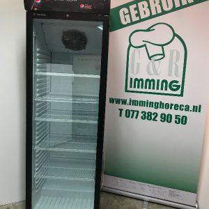 Glazen koelkast Metalfrio