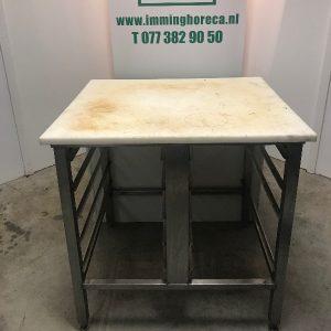 Snijplank tafel