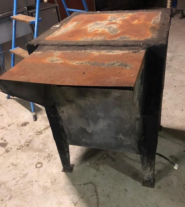 Afzuigmotor-in-box